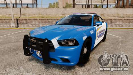 Dodge Charger 2013 Liberty County Police [ELS] pour GTA 4