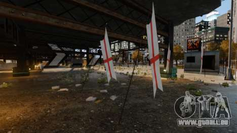 Off-road-track für GTA 4 Sekunden Bildschirm