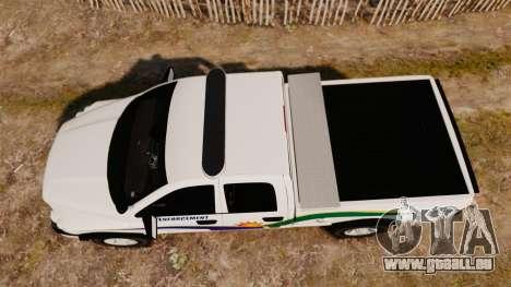 Dodge Ram 2500 2006 DACS [ELS] für GTA 4 rechte Ansicht