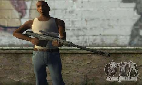 GTA V Heavy sniper pour GTA San Andreas troisième écran