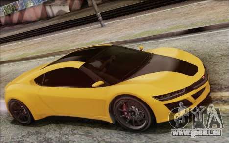 GTA V Dinka Jester IVF pour GTA San Andreas