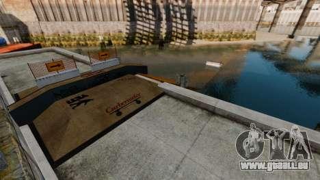 Off-road-track v2 für GTA 4 weiter Screenshot