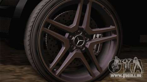 Mercedes-Benz ML63 für GTA San Andreas rechten Ansicht