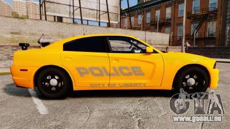 Dodge Charger 2011 LCPD [ELS] pour GTA 4