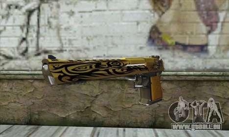 Pistolet pour GTA San Andreas