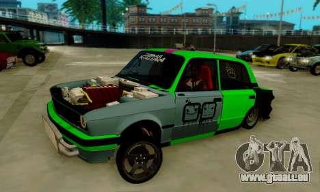 BMWAZ für GTA San Andreas