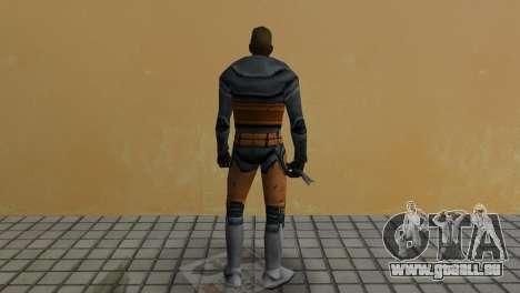 Gordon Freeman für GTA Vice City zweiten Screenshot