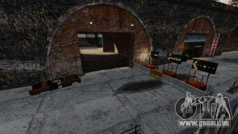 Off-road piste v2 pour GTA 4 sixième écran