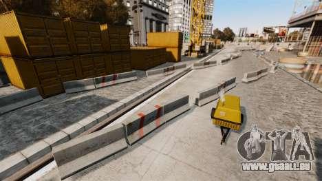 Hors-route sur piste pour GTA 4 huitième écran