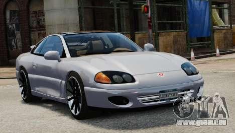 Dodge Stealth Turbo RT 1996 für GTA 4