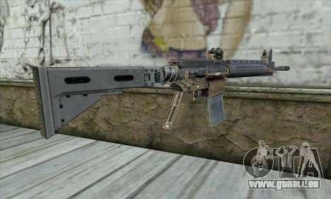 M4A1 из S.T.A.L.K.E.R. für GTA San Andreas zweiten Screenshot