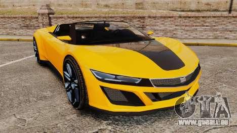 GTA V Dinka Jester HD pour GTA 4