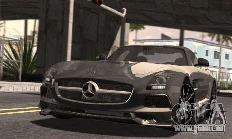 ENBSeries For Low PC für GTA San Andreas sechsten Screenshot