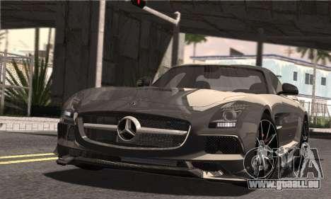 ENBSeries For Low PC für GTA San Andreas sechsten Screenshot