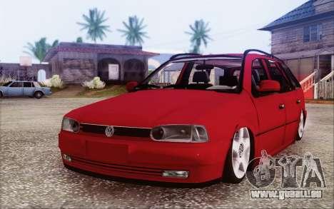 Volkswagen Parati SPS Club pour GTA San Andreas