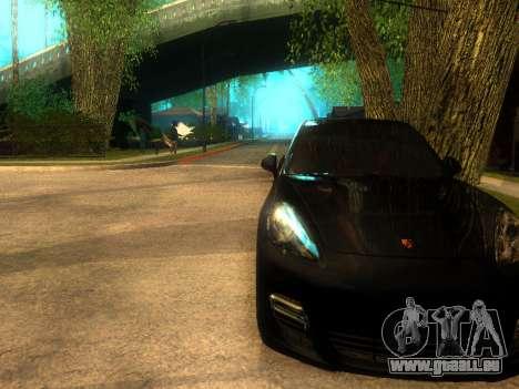 New Grove Street v2.0 für GTA San Andreas dritten Screenshot