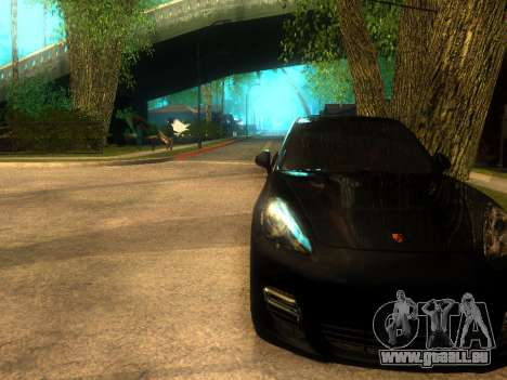 New Grove Street v2.0 pour GTA San Andreas troisième écran