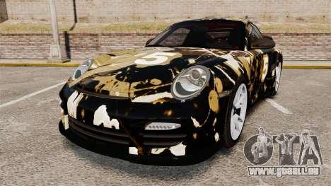 Porsche 911 GT2 RS 2012 BLOB für GTA 4