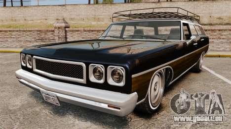 GTA V Dundreary Regina Little Wheel für GTA 4
