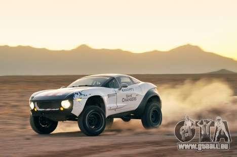 Les écrans de démarrage Rally Fighter pour GTA 4 septième écran