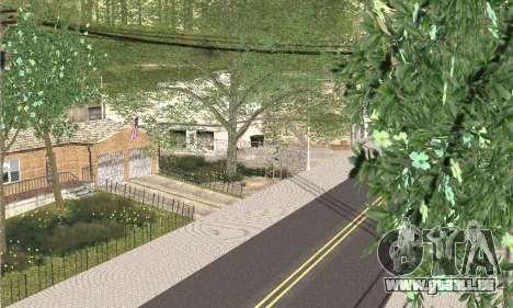 ENBSeries For Low PC für GTA San Andreas dritten Screenshot