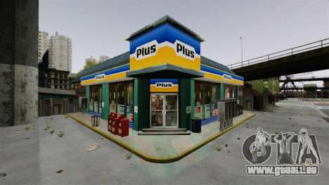 Shop Plus für GTA 4