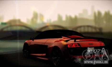 ENBSeries By AVATAR 4.0 Final pour GTA San Andreas troisième écran