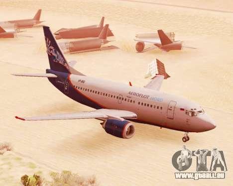 Boeing 737-500, Aeroflot Nord pour GTA San Andreas