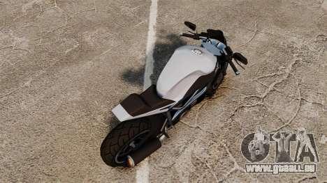GTA IV TBoGT Dinka Akuma für GTA 4 hinten links Ansicht