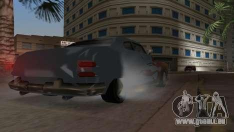 Hermes GTA VCS pour une vue GTA Vice City de la droite