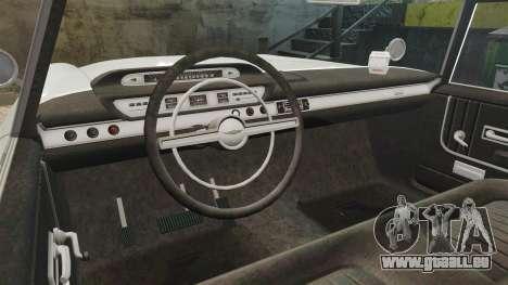 Oceanic HD für GTA 4 Innenansicht