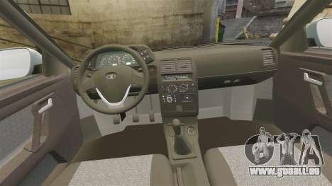 VAZ-2110 110 Bogdan pour GTA 4 est un côté