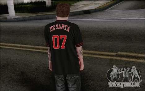 Jimmy De Santa pour GTA San Andreas