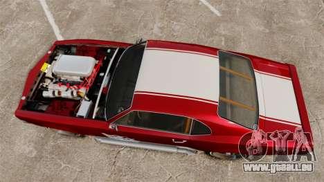 Declasse SabreGT Mexican Style für GTA 4 rechte Ansicht