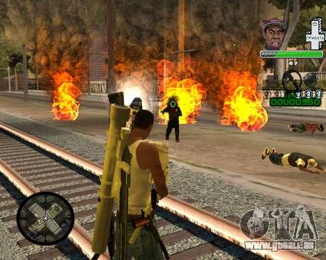 С-HAUT SWAG für GTA San Andreas