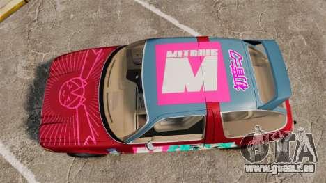 AMC Pacer 1977 v2.1 Mitchie M pour GTA 4 est un droit