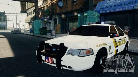 Ford Crown Victoria LCPD [ELS] pour GTA 4