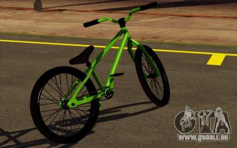 Street MTB bike für GTA San Andreas