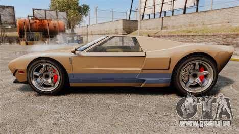 GTA IV TBoGT Vapid Bullet pour GTA 4 est une gauche