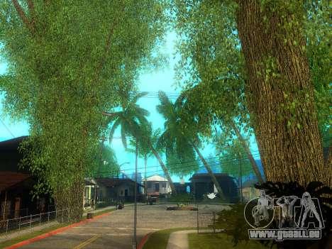 New Grove Street v2.0 für GTA San Andreas sechsten Screenshot