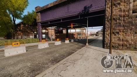 Off-road-track v2 für GTA 4 siebten Screenshot