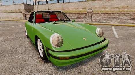 Porsche 911 Targa 1974 für GTA 4