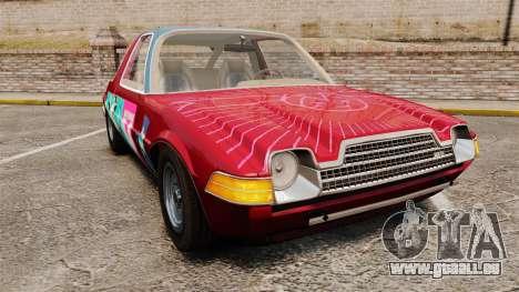 AMC Pacer 1977 v2.1 Mitchie M pour GTA 4