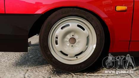 VAZ-Sat-2109 für GTA 4 Rückansicht