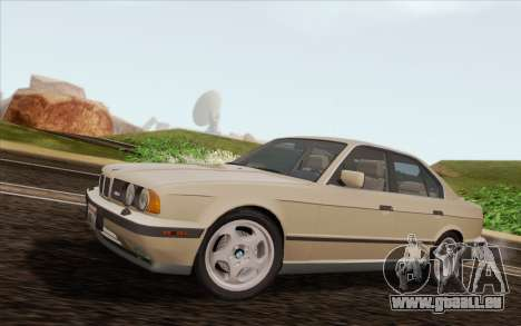 BMW M5 E34 1991 NA-spec für GTA San Andreas
