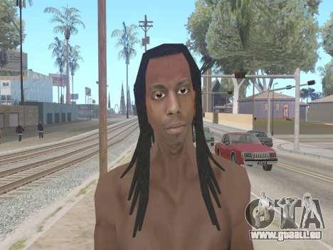 Lil Wayne für GTA San Andreas zweiten Screenshot