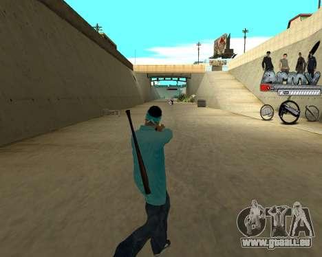 Agrandisseur de gamme entailles pour GTA San Andreas