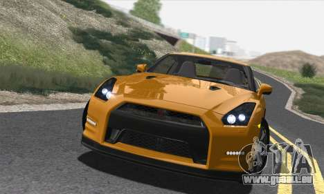 ENBSeries For Low PC für GTA San Andreas zweiten Screenshot