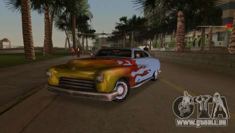 Hermes GTA VCS für GTA Vice City