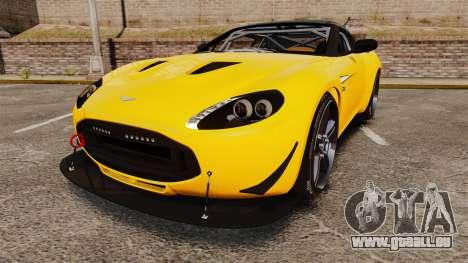 Aston Martin V12 Zagato für GTA 4